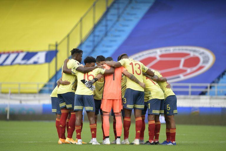 Esta es la lista de convocados en la selección Colombia para la Copa América