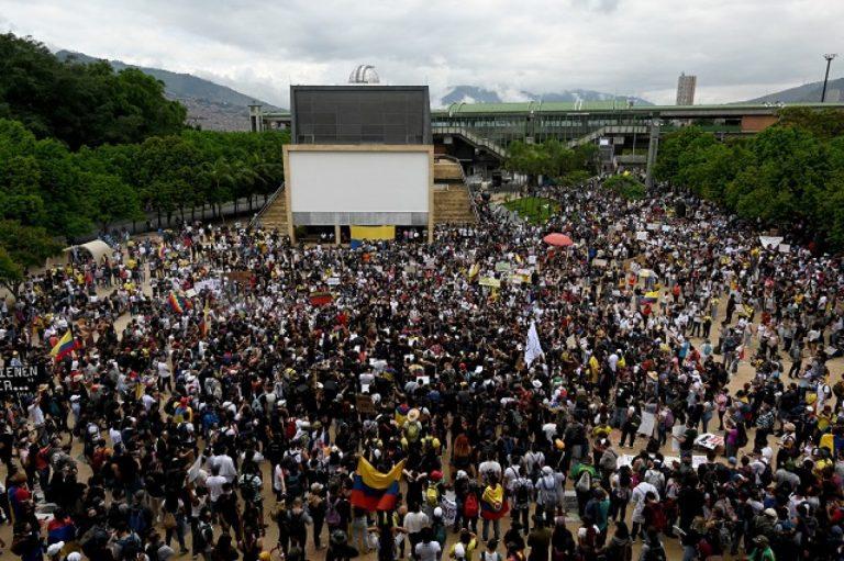¡Amigo, tome nota! Estas serían las manifestaciones del 2 de junio en Medellín