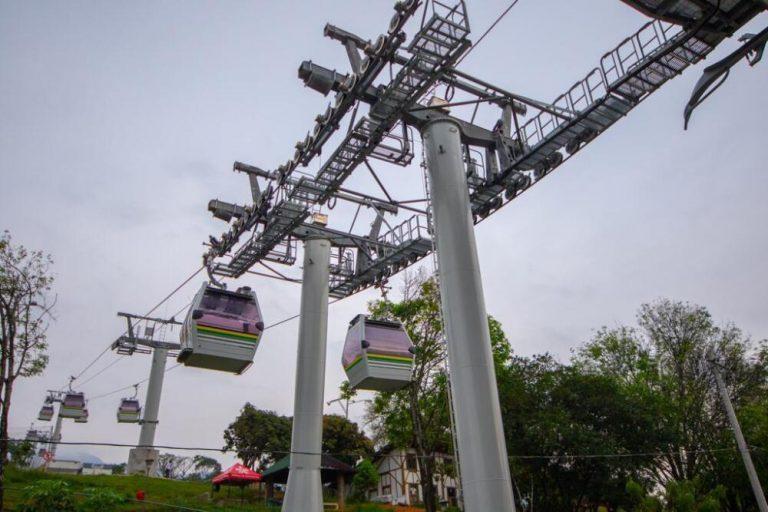 Hoy inicia operaciones el Metrocable Picacho en Medellín