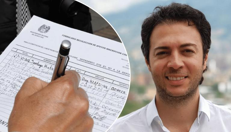 Inicia la recolección de firmas para la revocatoria de Quintero, ¿Qué dicen las dos partes?