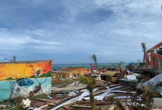 En 7 meses, el Gobierno solo ha construido dos casas en San Andrés y Providencia