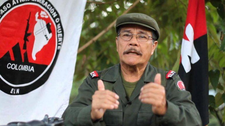 Alias 'Gabino' renunció a la comandancia del ELN