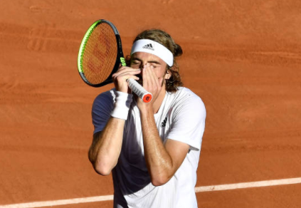De esto se enteró Tsitsipas antes de jugar la final de Roland Garros
