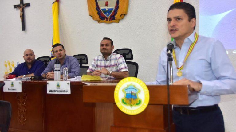 Tito Crissien Borrero, nuevo ministro de Ciencia