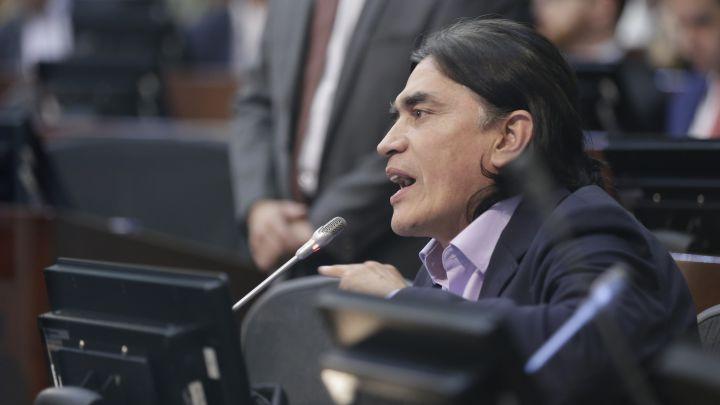 Negaron tutela a Gustavo Bolívar por elección de directiva del Senado
