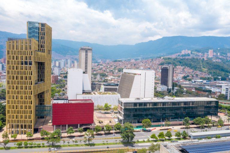 Con una inversión extranjera de US$542 millones, avanza la reactivación económica en Medellín