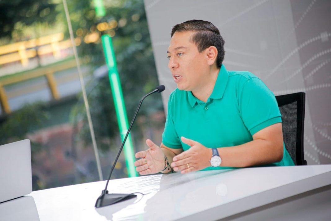 Carlos Amaya, Coalición de la Esperanza