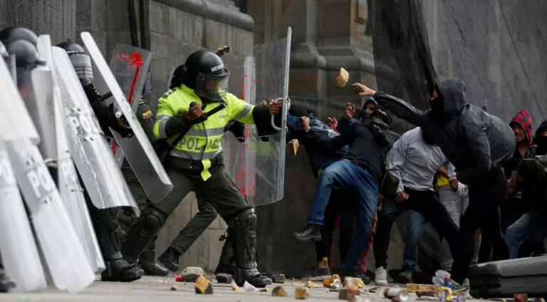 Colombia es el segundo país con más muertes violentas en manifestaciones: JEP