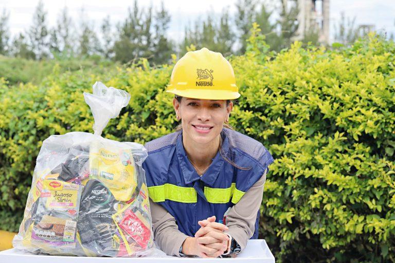 Nestlé es la primera empresa plástico neutro de Colombia