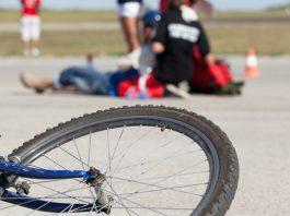 Los fallecimientos de ciclistas en accidentes de tránsito