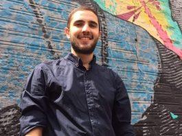 """""""Los jóvenes verdes estamos enfrente de la lucha contra la corrupción"""": Alejandro Moncada, líder partido Verde"""