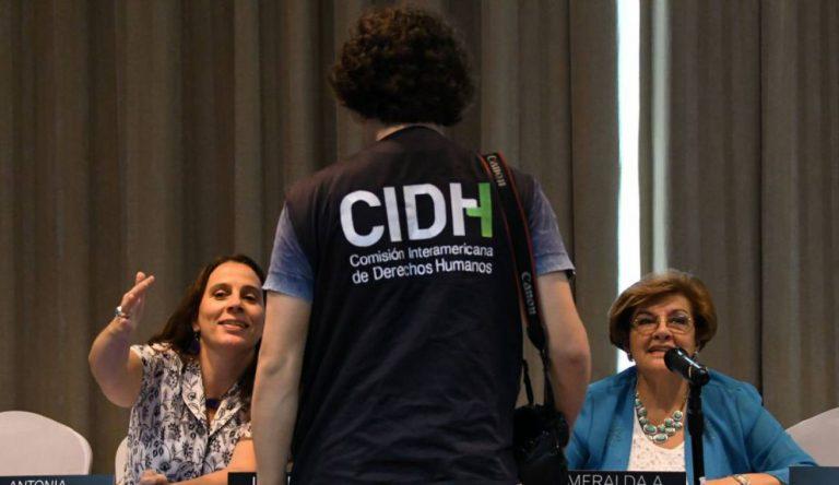CIDH condena la violencia y el vandalismo en Colombia