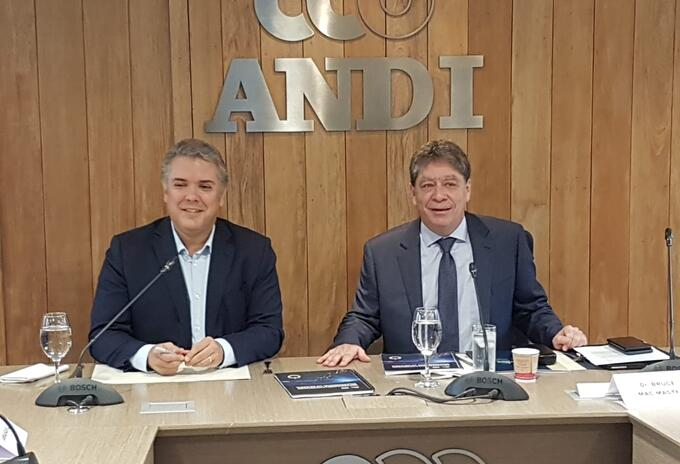Colombia renuncia a otra reforma tributaria estructural y de largo aliento