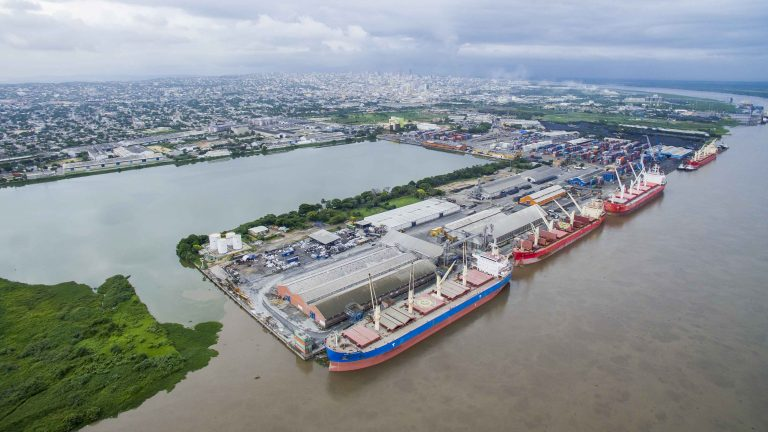 Declararon calamidad pública en zona portuaria de Barranquilla
