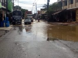 Más de 700 familias damnificadas por las fuertes lluvias en Antioquia