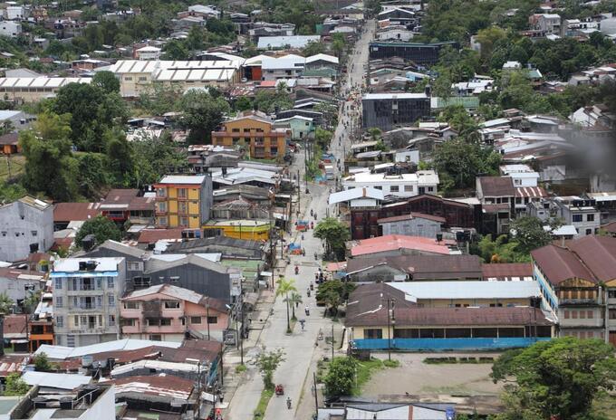 1.444 personas desplazadas en el Chocó; Defensoría del Pueblo visita el departamento