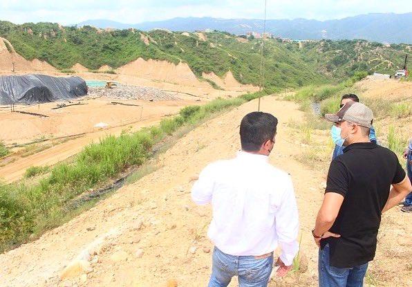 Problemática por cierre de relleno sanitario en el área metropolitana de Bucaramanga