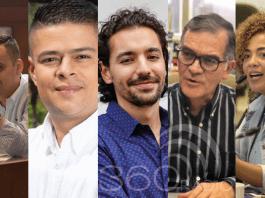 Las nuevas caras que llegarían al Concejo de Medellín