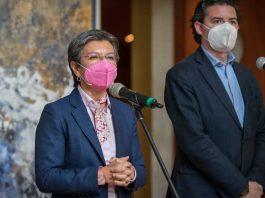 """""""Ni hacen ni dejan hacer"""", Claudia López sobre reculada del Gobierno por escuadrón especial."""