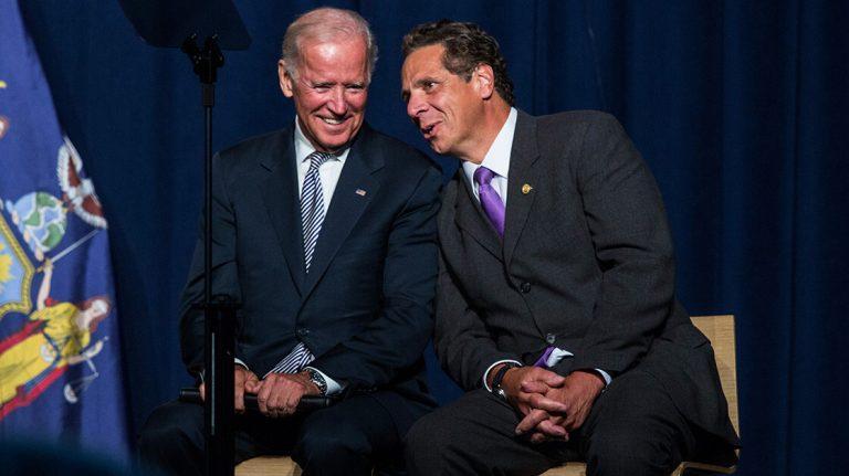 Biden pide la renuncia del gobernador de New York, señalado por acoso sexual