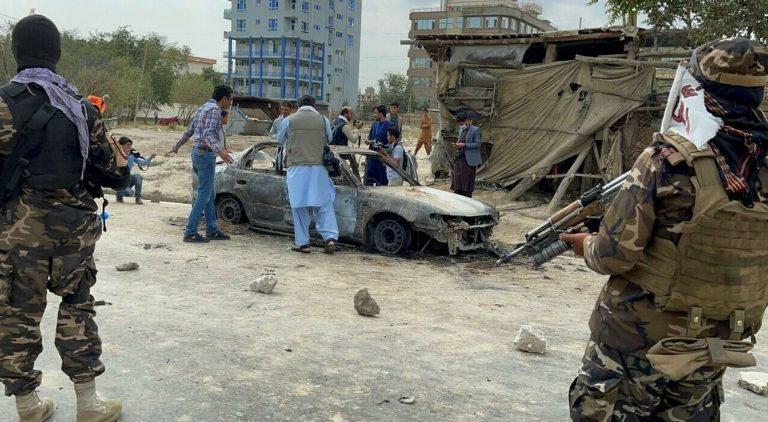 Estado Islámico lanzó cohetes hacia el aeropuerto de Kabul