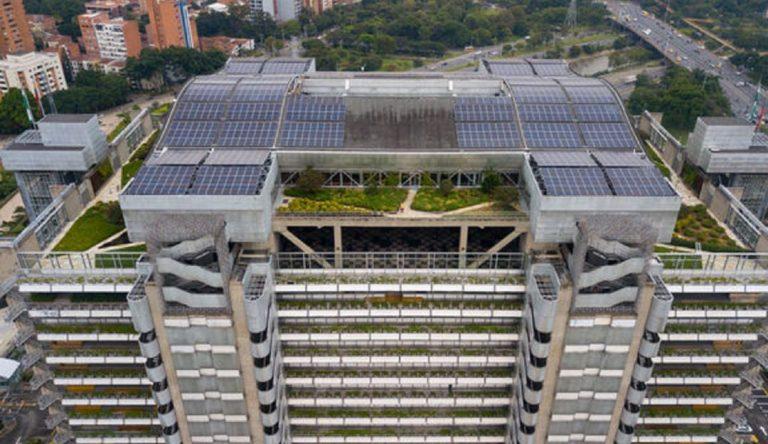 Epm habilita sistema de paneles solares en el Edificio Inteligente