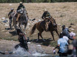 Uso de látigos contra migrantes haitianos, gran polémica en Estados Unidos