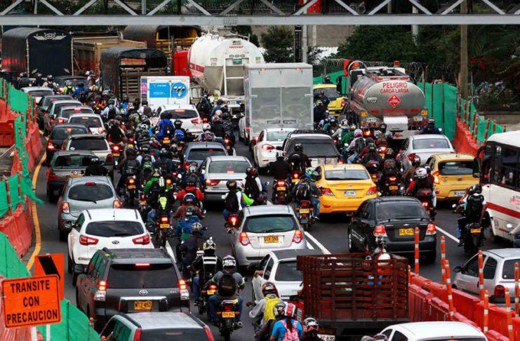Atentos, hoy comienza a regir el pico y placa en Medellín