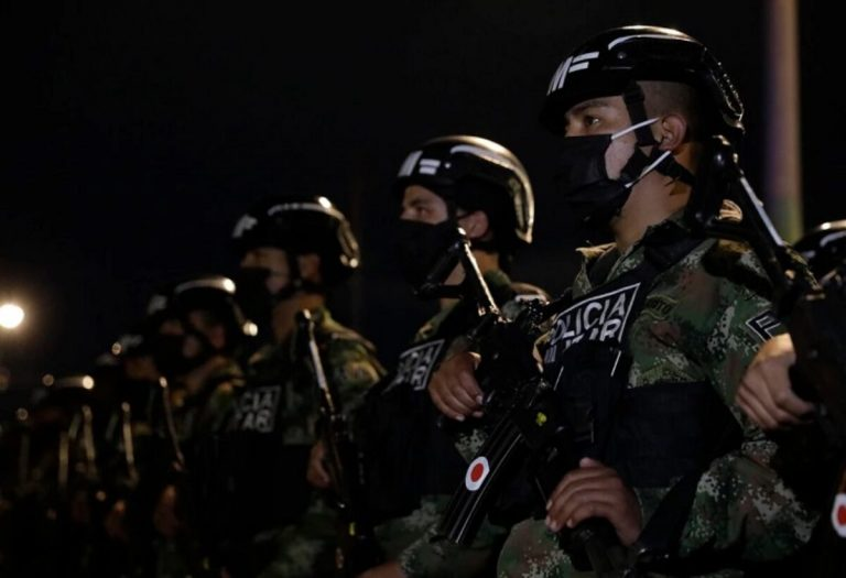 Policía Militar estaría en diferentes puntos específicos en Bogotá