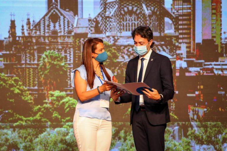 Medellín es la primera ciudad del país en obtener bonos de carbono neutro