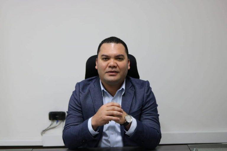 """""""En el ÍNDER Envigado juntos sumamos por el bienestar de toda la comunidad"""", gerente Alejandro Uribe"""