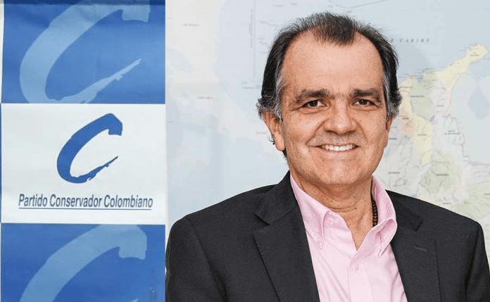 Partido Conservador dijo no al apoyo a Óscar Iván Zuluaga