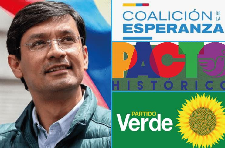 ¿Alianza entre los Verdes, Pacto Histórico y Coalición de la Esperanza sería la derrota para el uribismo?