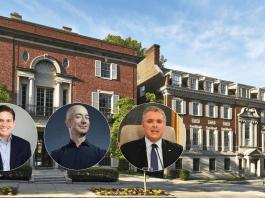 Juan Carlos Pinzón sentó a Iván Duque y a Jeff Bezos