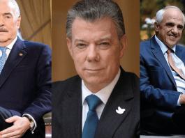 """""""Es de público conocimiento que tanto su reelección como la presidencia de Samper fueron compradas"""" Pastrana, en respuesta a Juan Manuel Santos"""