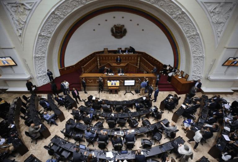 Parlamento chavista aprobó comisión para restablecer relaciones con Colombia