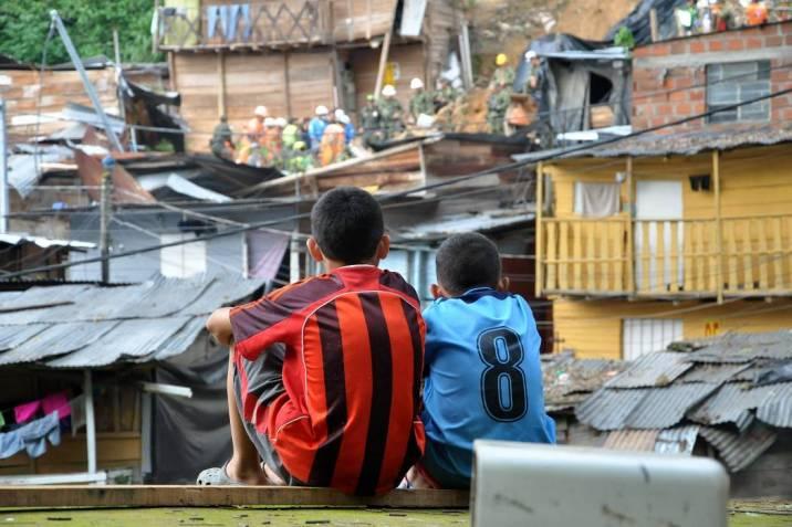 Colombia: el segundo país más desigual de América Latina